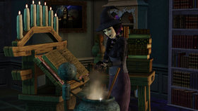 The Sims 3 Supernatural Screenshot from Shacknews