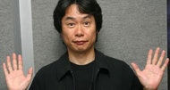 Miyamoto wants to make a first-person shooter