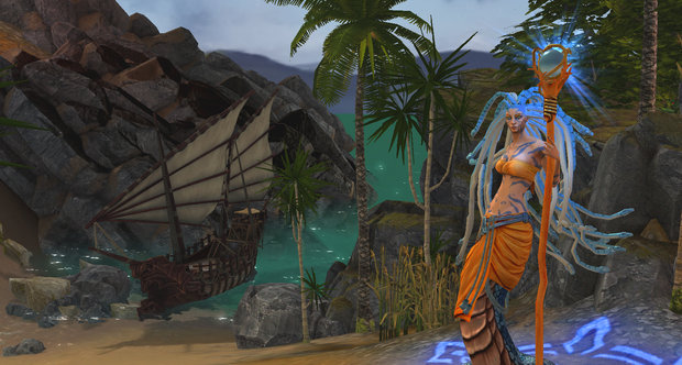 Might & Magic Heroes VI Pirate of the Savage Sea screenshots