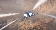 Planetside 2 E3 2012 screenshots