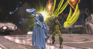 DC Universe Online DLC #4 The Last Laugh screenshots