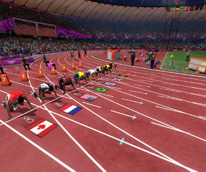 London 2012: The Official Video Game of the Olympic Games Screenshots