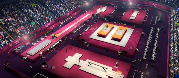 London 2012: The Official Video Game of the Olympic Games News