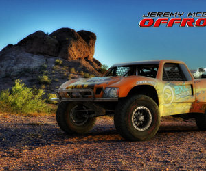 Jeremy McGrath's Offroad Files