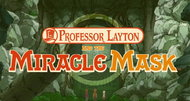 Professor Layton and the Miracle Mask coming to the US this November