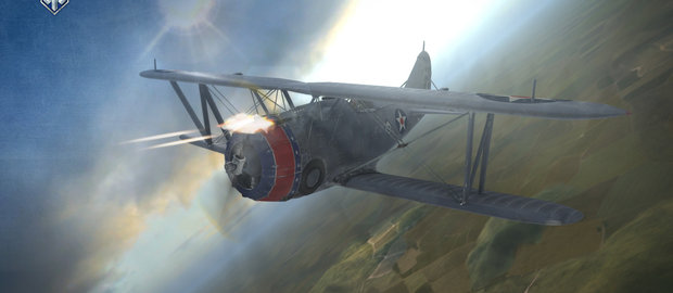 World of Warplanes News