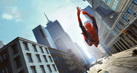 The Amazing Spider-Man Screenshot from Shacknews