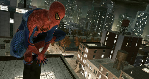 The Amazing Spider-Man screenshots