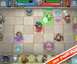Hero Academy Screenshots
