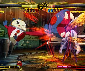 Persona 4 Arena Screenshots