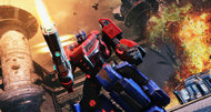 Transformers: Fall of Cybertron trailer shows off multiplayer