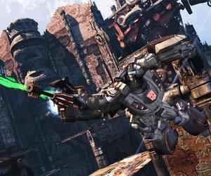 Transformers: Fall of Cybertron Screenshots