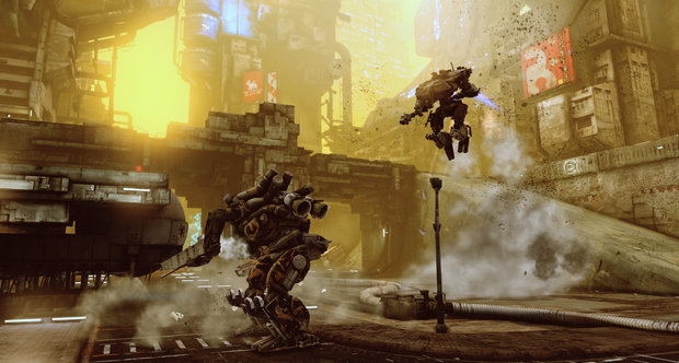 Hawken Gamescom 2012 screenshots