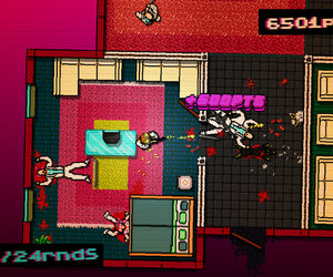 Hotline Miami Files
