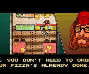 Hotline Miami Chat