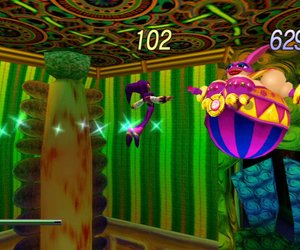 NiGHTS into Dreams Screenshots