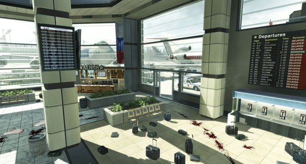 Modern Warfare 3 Terminal map screenshot
