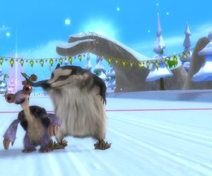 Ice Age: Continental Drift - Arctic Games Videos