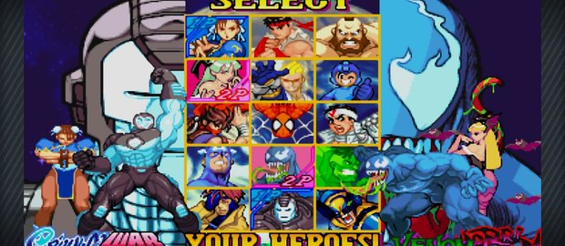 Marvel vs. Capcom Origins News