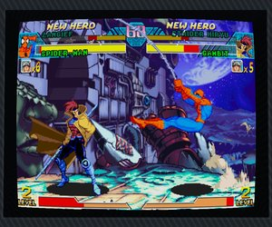 Marvel vs. Capcom Origins Screenshots