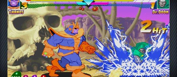 Marvel vs. Capcom Origins News