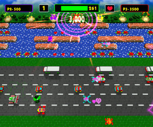 Frogger: Hyper Arcade Edition Files