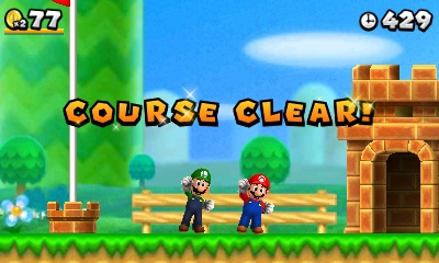 New Super Mario Bros. 2 Screenshots