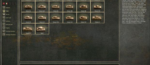 Panzer Corps: Afrika Korps News