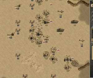 Panzer Corps: Afrika Korps Chat