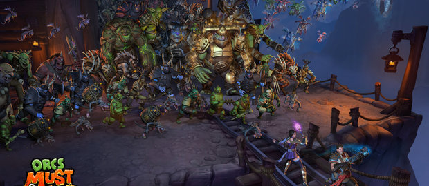 Orcs Must Die! 2 News