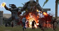 Serious Sam 3: Jewel of the Nile DLC screenshots