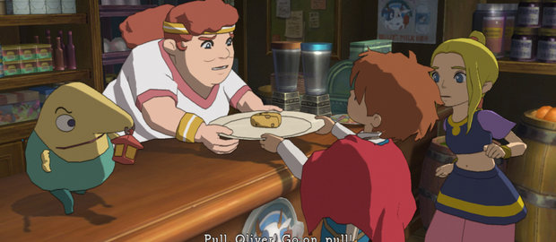 Ni no Kuni: Wrath of the White Witch News