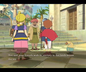 Ni no Kuni: Wrath of the White Witch Videos