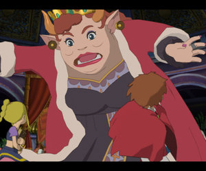 Ni no Kuni: Wrath of the White Witch Chat