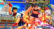 Street Fighter X Tekken Vita screenshots