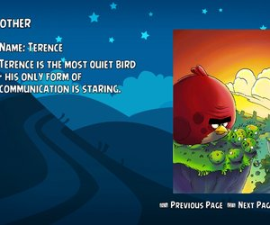 Angry Birds Trilogy Chat