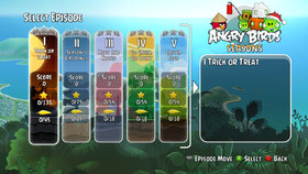 Angry Birds Trilogy Screenshot from Shacknews