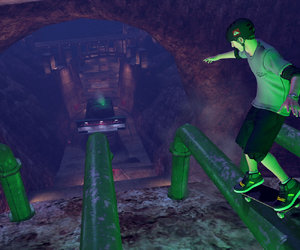 Tony Hawk's Pro Skater HD Screenshots