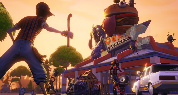 Fortnite screenshots
