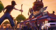 Fortnite finally reveals gameplay footage