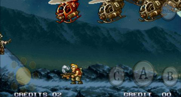 Metal Slug 3 Android/iOS