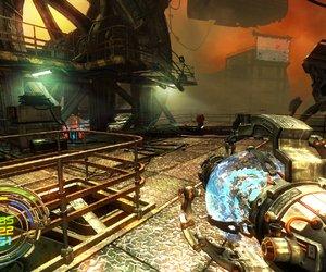 Hard Reset: Extended Edition Screenshots