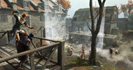 Assassin's Creed III San Diego Comic-Con screenshots