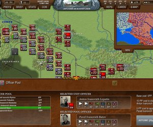 Decisive Campaigns: Case Blue Screenshots