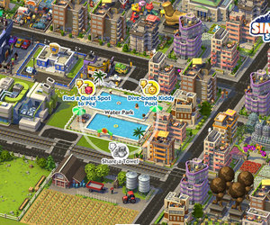 Simcity Social Screenshots
