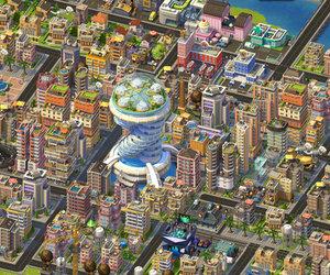 Simcity Social Screenshots