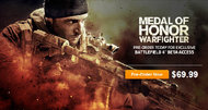 Report: Medal of Honor: Warfighter pre-orders pack Battlefield 4 beta invite