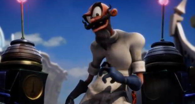 Epic Mickey 2 cinematic top story