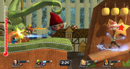 PlayStation All-Stars Battle Royale Jak and Cole screenshots