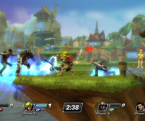 PlayStation All-Stars Battle Royale Screenshots